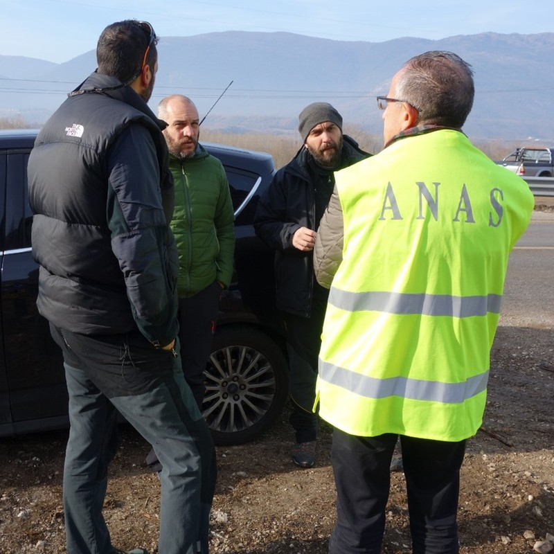Italy: Majella National Park and ANAS together to reduce animal-vehicle collision risks